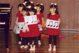 リトミック年中クラス発表会